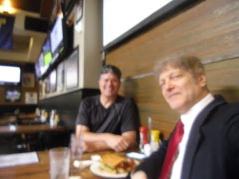 Seth Rich Case: George Webb at Lou's City Bar