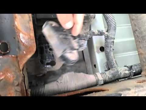 GM service Trailer brake system repair