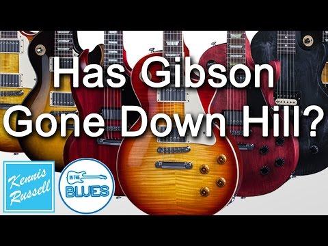 The Decline of Gibson - Shane & Kennis Discuss