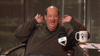 """Actor Brian Baumgartner Talks """"The Office"""" on The RE Show - 3/28/17"""