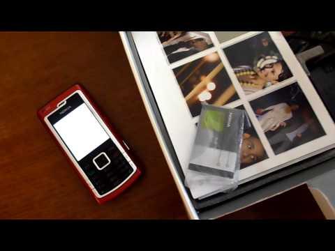 Nokia N72 biela obrazovka (white screen)