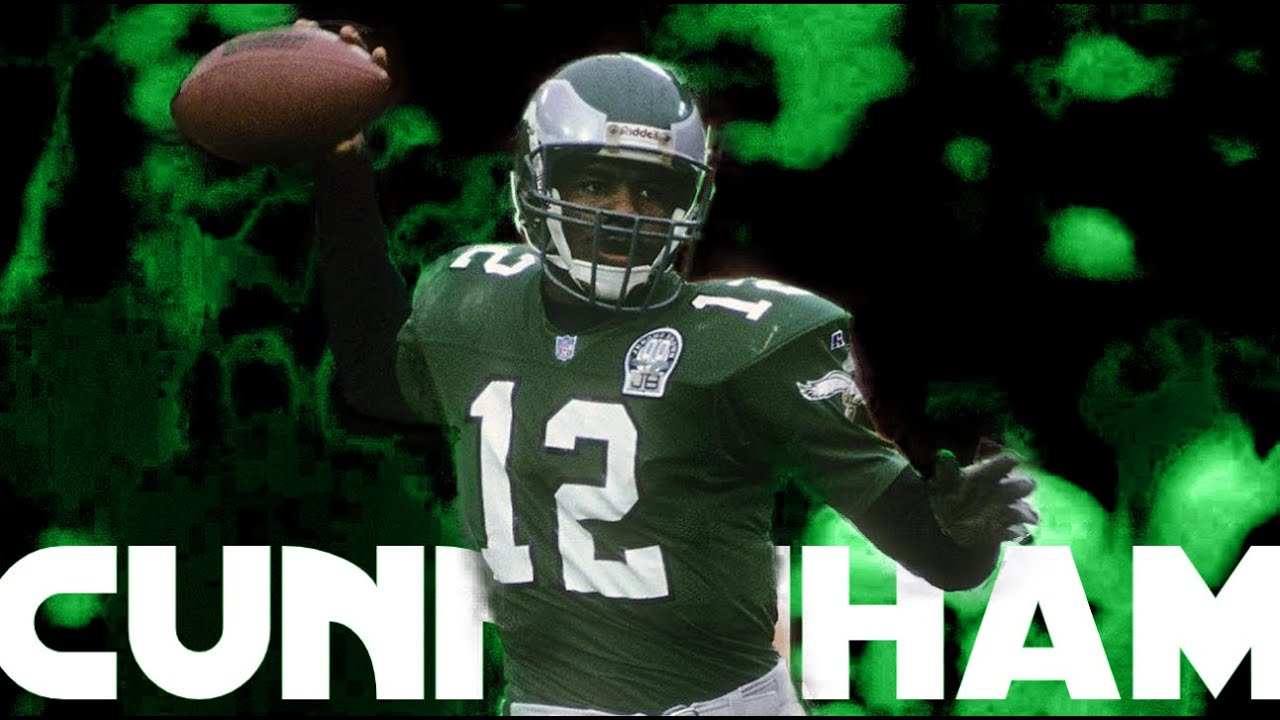 """NFL Legend - Randall """" The Ultimate Weapon"""" Cunningham Highlights"""