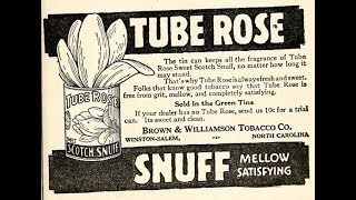 What is Nasal Snuff Tobacco? Videos & Books