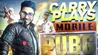 PUBG MOBILE VS CARRYMINATI