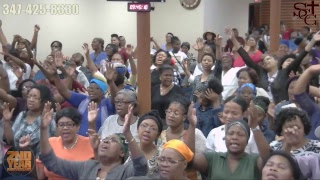 "Salvation Church of God  ""God Did it"" Revival, Day#3  Pastor Gerald Guiteau"