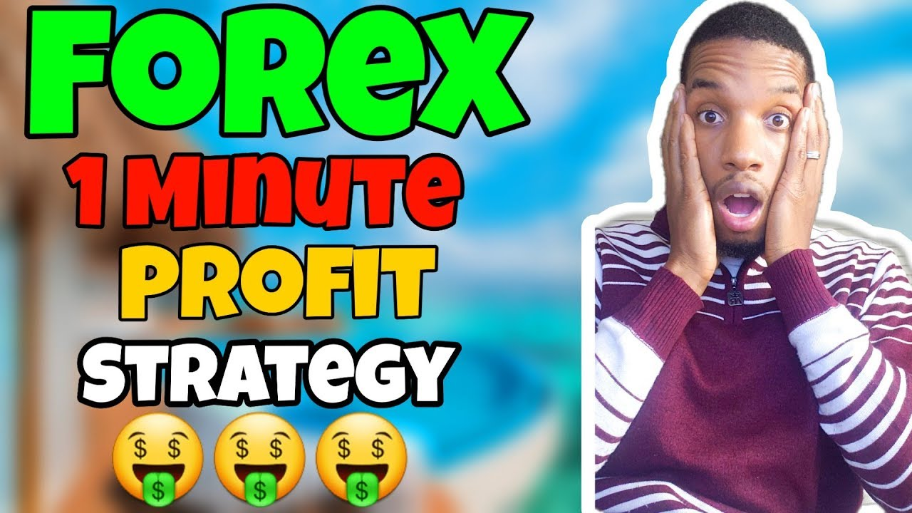 FOREX TRADING 2021 PROFIT IN 1 MINUTE STRATEGY | FOREX TRADING 2021