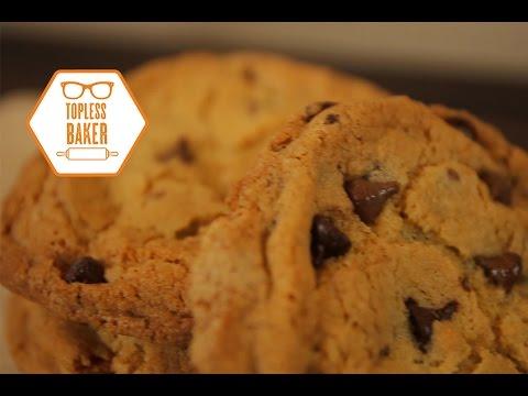 Double Chocolate Cookies - Topless Baker