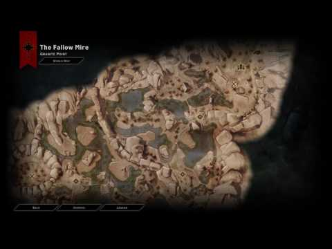 Dragon Age: Inquisition - Landmarks - The Fallow Mire