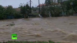 Deadly flash floods ravage southwest France