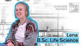 Drei Fragen an Lena, B.Sc. Life Science