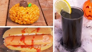 3 Easy Halloween Recipes