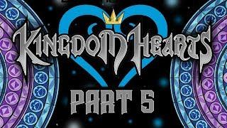 Best Friends Play Kingdom Hearts - Final Mix - Hd Remix (part 5)