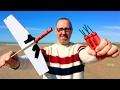 How To Make A Rocket Powered Plane DIY