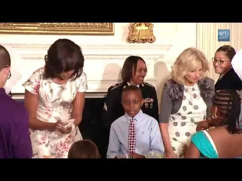 White House Mother's Day Tea +