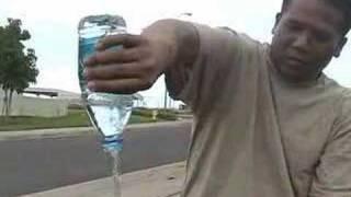 Flow...water magic trick
