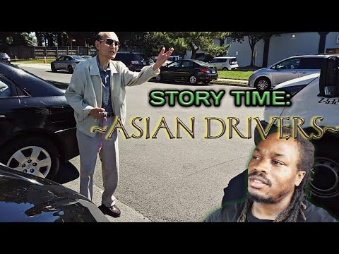 THE TYPICAL ASIAN MOTORIST!