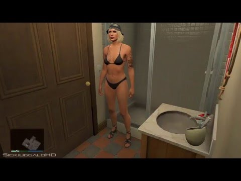 GTA 5 Online Multiplayer Quick Easy Money : Apartment Tour : Grand Theft Auto 5