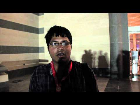 35 Ajit Satpathy - fight corruption with technology - Ideas worth spreading - TEDxSummit 2012
