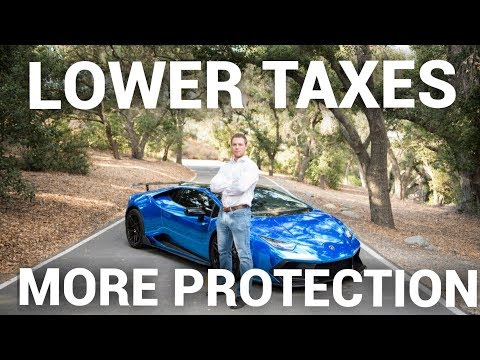 How I Setup My Business To Pay Crazy Low Taxes & Have Higher Protection