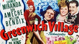 Greenwich Village (1944) full movie