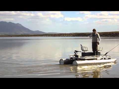 Fishing Pontoon Boat