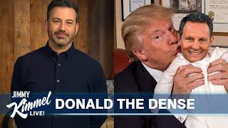 Jimmy Kimmel's Quarantine Monologue – Trump Fumes Over Bunker & Bible Photo Op