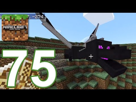 Minecraft: PE - Gameplay Walkthrough Part 75 - Kingdom of Avon Ending (iOS, Android)
