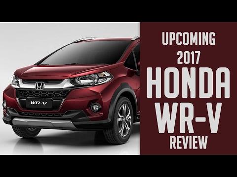 Upcoming 2017 Honda WR-V review