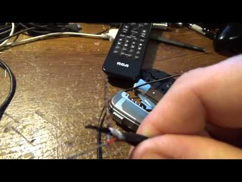 DIY Xbox one headset to 360 headset rewire for 360