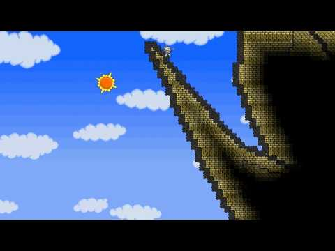 Terraria - Goku by kalvindeane