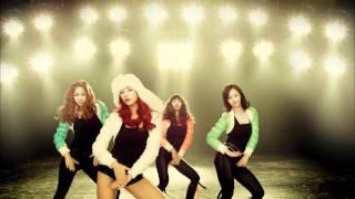 씨스타(SISTAR) - 니까짓게 Music Video (How Dare You)