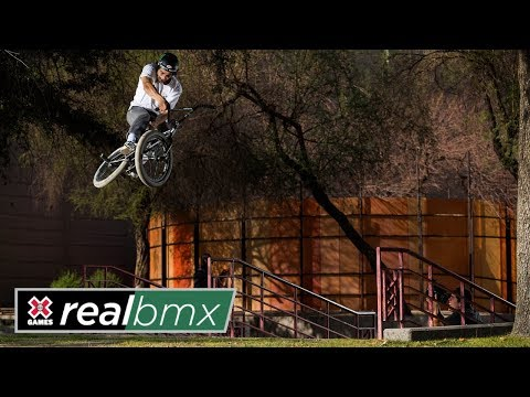 Kevin Peraza: Real BMX 2018 | World of X Games