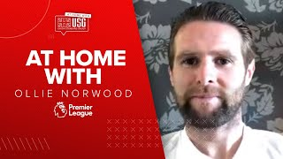 Contract talks, Contact Training and life at Sheffield United | At Home with Ollie Norwood