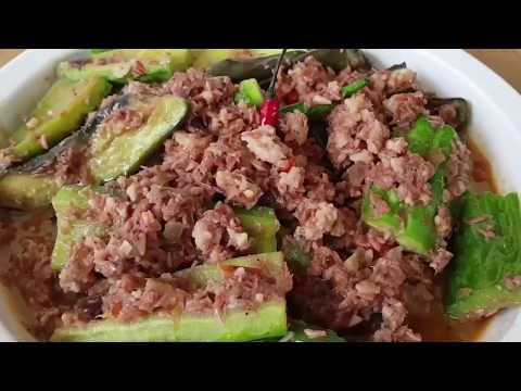 SIMPLE RECIPES - Binagoongan Pinoy food