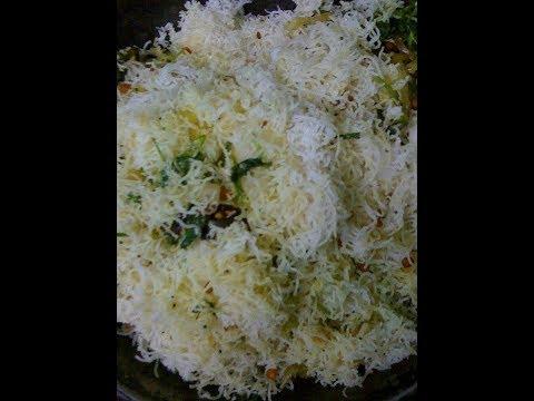 Mummy's Cooking - Idiyappam upma ( in Hindi with English Subtitles )