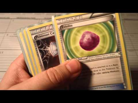 How to build a 60 card Pokemon deck