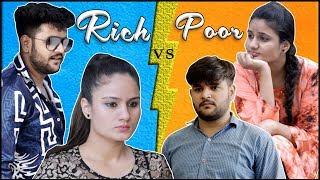 Life of Poor VS Rich    Virat Beniwal    Namra Qadir