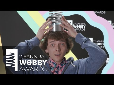 WIREWAX's 5-Word Speech at the 21st Annual Webby Awards