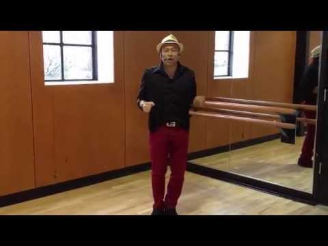 How to dance Cumbia / Hip Technique with Gustavo Ferman