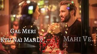 Zindagi Tere Naal - Whatsapp Status - Khab Saab - Punjabi Sad Song
