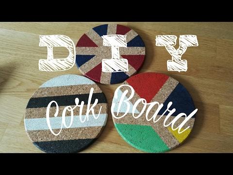 DIY Cork Board📝📌