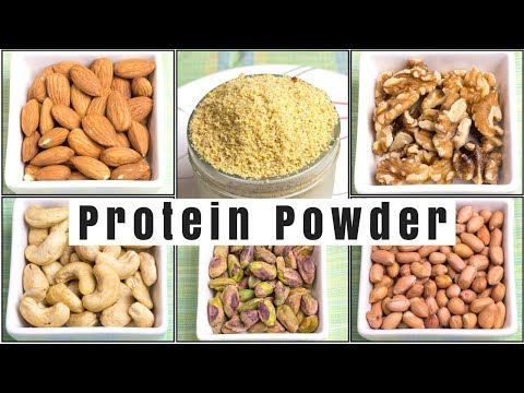 Protein Powder | How to Make Protein Powder at Home
