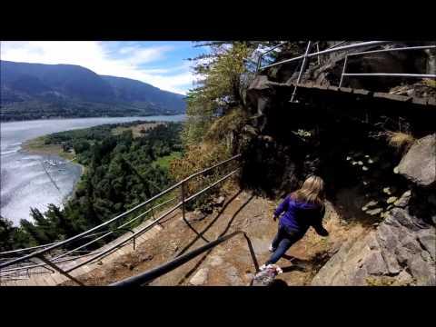 Beacon Rock Climb