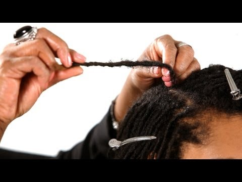 How to Do the Interlocking Method | Get Dreads