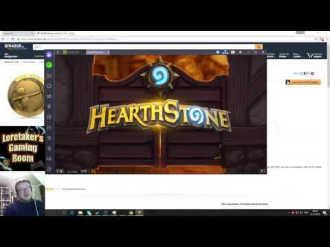 [Hearthstone] Amazon Coins & Hearthstone [deutsch]