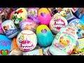 Hatchimals Pixies Surprise Eggs, Num Noms, Zuru 5 Surprises Mini Brands
