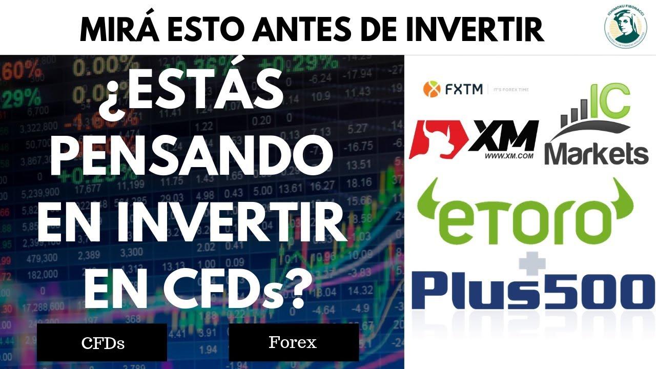 Toda la verdad sobre eToro, Plus500 y otros brokers de CFDs y Forex