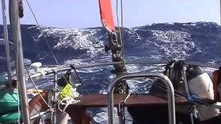 Waves in the Atlantic