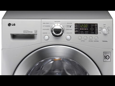 ✨LG WASHER LEAKING—EASY FIX✨