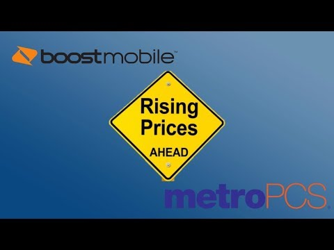T-Mobile and Sprint Merger Would Hurt Prepaid Customers (Boost Mobile and Metro PCS) HD